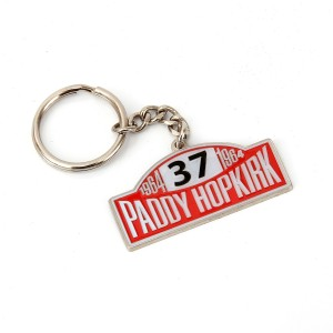 Paddy Hopkirk Key Chain