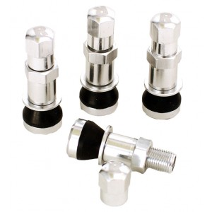 Richbrook Bolt In Wheel Valves - Anodised Titanium