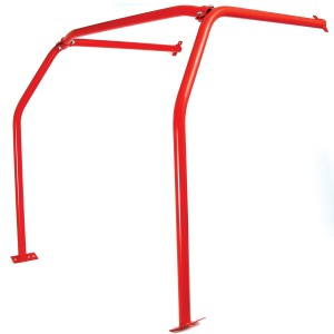 RED - Mini Front Roll Cage