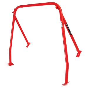 RED - RHD Rear Roll Cage