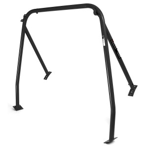 BLACK - RHD Rear Roll Cage