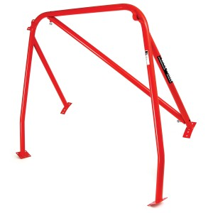 Mini Rear Roll Cage - with diagonal