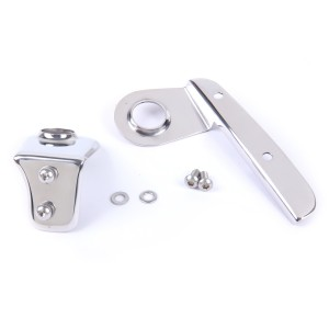 MPI Radiator Mounting Bracket - Stainless Steel