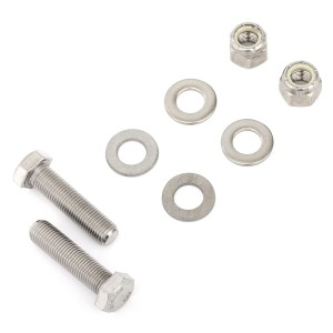 Fitting Kit - Front Subframe Front Rubber Mounts - Stainless