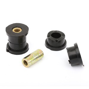 Uprated Top Engine Steady Polyurethane Bush kit - Black