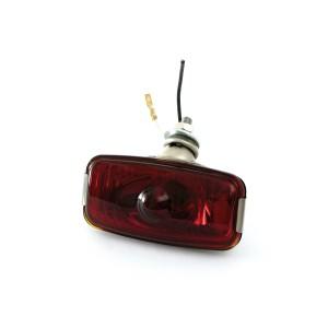 Rear Fog Lamp - Stainless