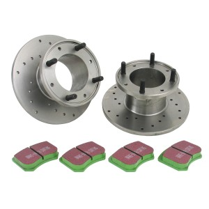Surestop Brake Kit - Cooper S - 7.5'' discs