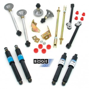 Performance Handling Kits with Boge Oil shock absorbers