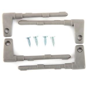 Sunvisor Bracket & Screw Set - Mini 66-01