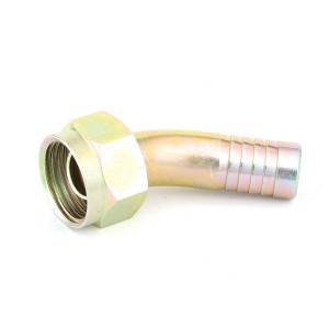 Oil Cooler Fittings - 1/2 BSP - 45 - female
