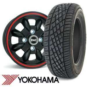"5 x 12"" Ultralite Black - Yoko A539 Package"