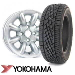 "6"" x 13"" Sportspack Look Alloys - Yoko A539 Package"