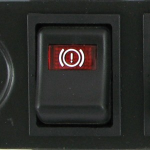 Dash Switch - MK4 - 1976-01 - Brake test switch - 2 rounded pin