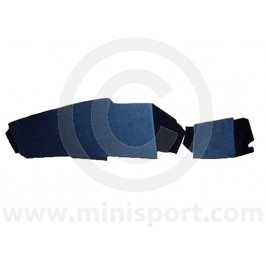 Mini RHD Offset speedo dash panel