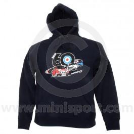 Deep Navy 3 Minis Hoody - Mini 60