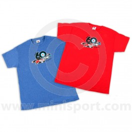 Kids 3 Minis T Shirt - Mini 60