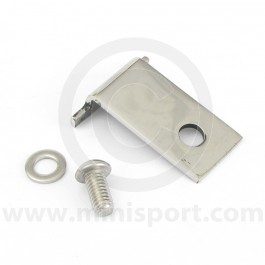 Bonnet Catch - Stainless Steel 1997-01