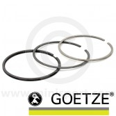 08-5217 GOETZE piston ring set to suit Mini 1275cc standard compression (8.8:1) pistons - (87-5217)