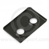 14A764 Retainer Plate for door check strap on Mini Mk1, Mk2, Van, Pick-up and Estate models
