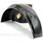 14A9559 Left rear wheel arch assembly, complete, to suit all Mini saloon models '59-'01