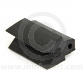 2h9215 Rubber bush that holds the bonnet stay (prop) in place on the early Mini Mk1 and Mk2