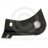 Mini Mk1 left side radius arm shroud repair panel
