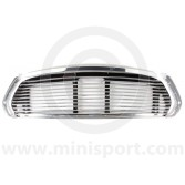 40-10-99-2KIT 11 bar Mini grille with external bonnet release complete with the grill surrounds
