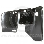 ABD360180 Genuine LH inner wing for Mini 1.3 MPi 1996 on.
