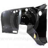Inner Wing LH Mini MPi '96on with A Panel - Genuine