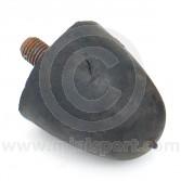 ACA9671 Mini front suspension single bolt bump stop - early MK1 type