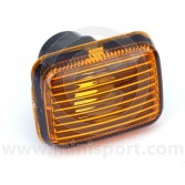 Mini Side Repeater Amber Lamp
