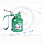 Classic Mini Castrol 200ml Oil Can with Lever Action