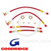 Goodridge Brake Hoses - Mini