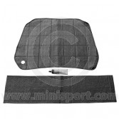 Bonnet and Bulkhead Insulation Kit - Mini 70 on
