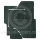 Mini 4 Piece Mat Set for Newton Commercial - Austin Mini to 73
