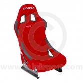 Cobra Monaco Pro Seat - Red