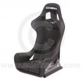 Cobra Suzuka Pro Seat - GT Width - Black