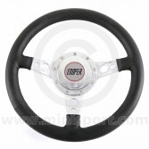Cooper Leather Steering Wheel - Mk1