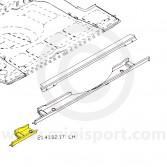 MCR21.41.02.17 LH End Repair - Subframe Crossmember - Mini Traveller LH