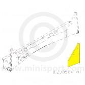 MCR11.23.05.03 LH Bracket Crossmember to Inner wing - Mini MK1/2