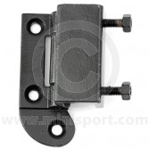 CZH203 LH upper, internal type door hinge for Mini models 1969 on with wind up windows.