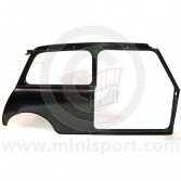 Mini Saloon RH side panel complete - Genuine