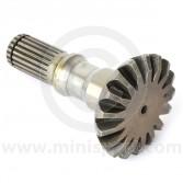 DAM3114 Mini pot joint diff output shaft