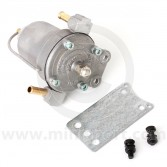 Facet Fuel Filter & Regulator King - Alloy Bowl - 67mm/6-8mm Tails