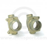 FAM2390A Mini lightweight alloy front hubs for all disc brake Minis