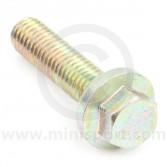 FS106257 Mini Screw-flanged head - M6 x 25 4 0.53 - MPI Throttle Body