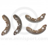 GBS834AF Mini Brake Shoes - rear