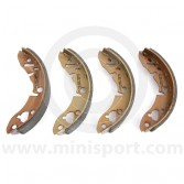 GBS834MIN Brake Shoe set Mintex Standard - Rear