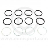 GRK5003 Brake caliper seal kit for Metro 4 pot calipers