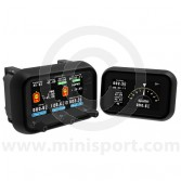 GaugePilot Rally Pro instrument for Classic Minis